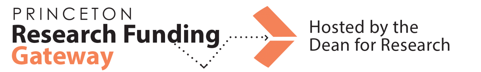 Princeton Research Funding Gateway logo