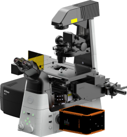 Nikon A1R-Si HD Confocal Microscope with STEDYCON System