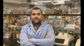 Mohammed Donia publishes study on the human microbiome