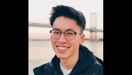Jonathan Wang '21 summer research on housing insecurity