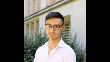 Grad student Jeffrey Lee awarded PEI-STEP Fellowship