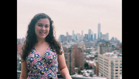 Macedo '22 Spearheads APSA Summer Research Program