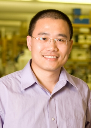 Photo of Yibin Kang